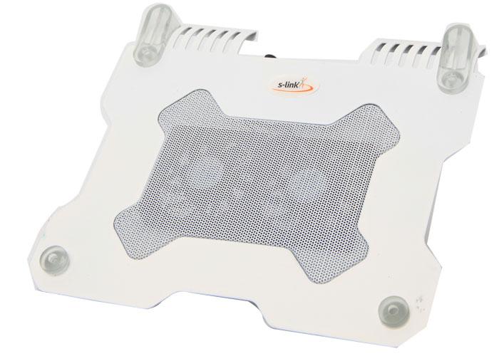 S-link SLX-78D Beyaz Notebook Soğutucu Stand