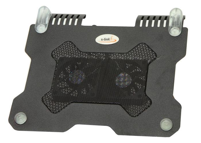 S-link SLX-78D Siyah Notebook Soğutucu Stand