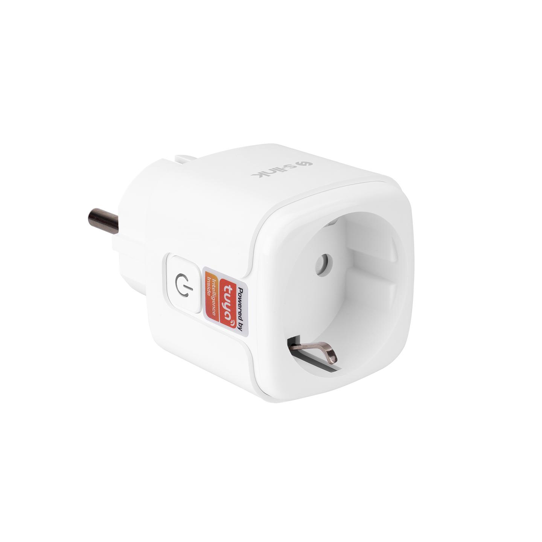 S-Link Swapp SL-01 16 Amper Akıllı Priz Wifi TUYA Destekli
