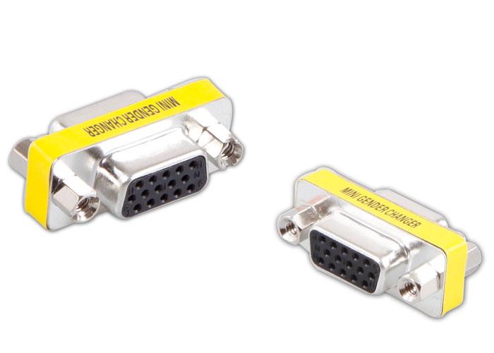 S-link SL-15F 15 Pin (F / F) Metal Converter