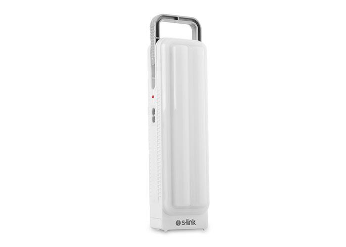 S-link SL-7605D 66 LED Taşınabilir Işıldak