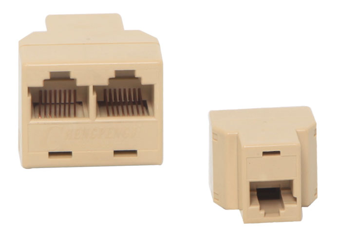 S-link SL-88FF2 8P8C F TO 8P8C F*2 Adaptör