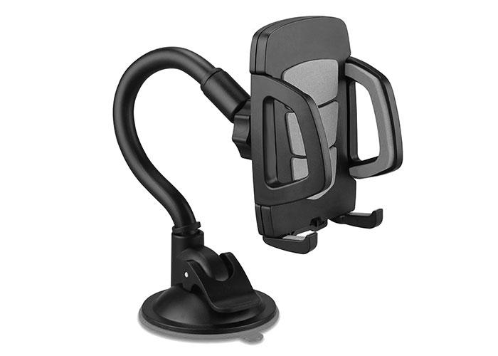 S-link SL-AT12 Universal Ayarlanabilir Gri Araç Telefon Tutucu