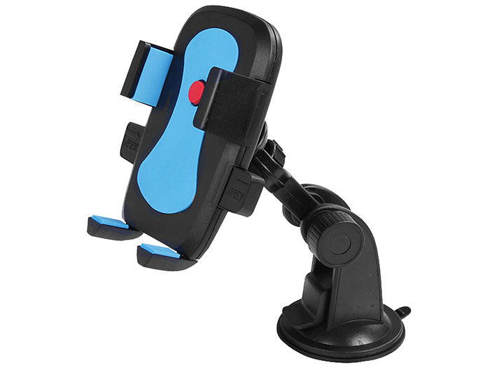 S-link SL-AT16 Universal Ayarlanabilir Mavi Araç Telefon Tutucu