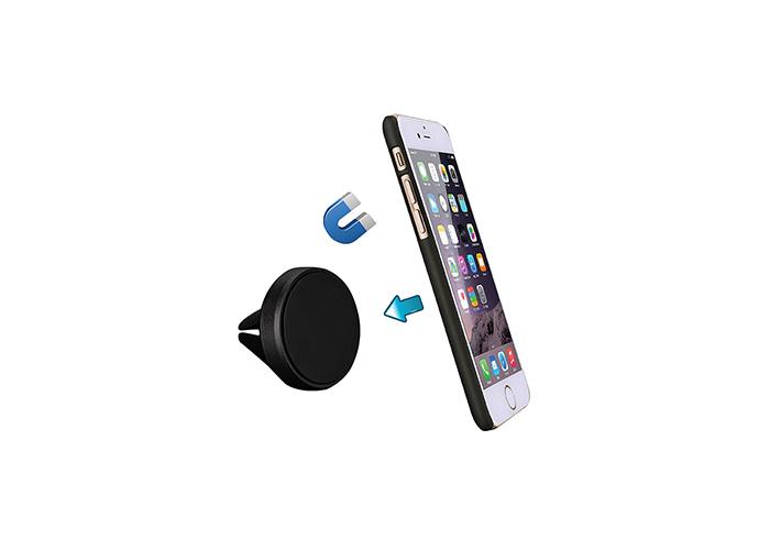 S-link SL-AT28 Universal Ayarlanabilir Siyah Mıknatıslı Araç Telefon Tutucu