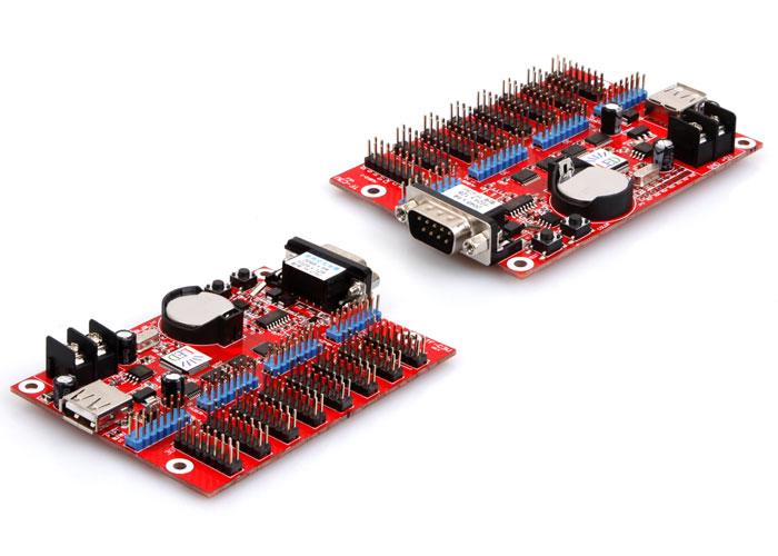 S-link SL-C3U4 Serial + Usb Sıcaklık ve Nem Göstergeli Modül Kart