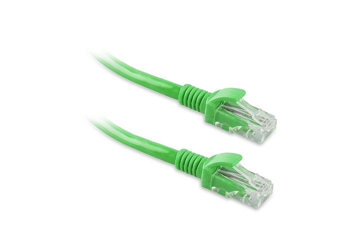 S-link SL-CAT605GR 5m Yeşil CAT6 Kablo