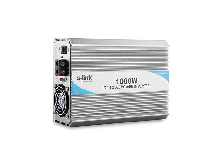 S-link SL-INV2410 1000W DC 24V - AC 220V İnverter