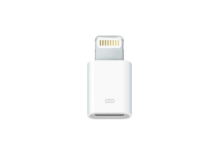 S-link SL-IP58 Micro 5pin Girişini iPhone 5 Çevirici Adaptör