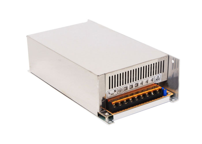 S-link SL-KA480 12V 40A 480W Metal Kamera Güç Kaynağı