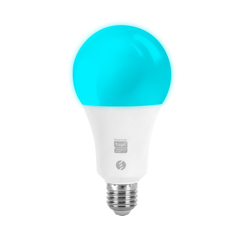 S-Link Swapp SL-RGB15 Smart/Akıllı RGB Lamba/Ampul 15W 50Hz 1200lm Wifi TUYA Destekli