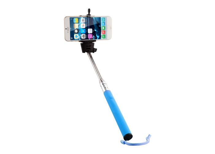 S-link SL-S34 Kablolu Mavi Selfie Çekim Çubuğu