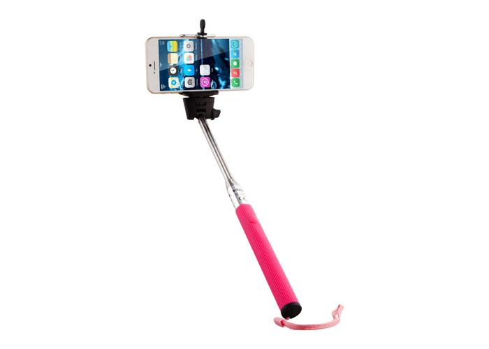 S-link SL-S34 Kablolu Pembe Selfie Çekim Çubuğu