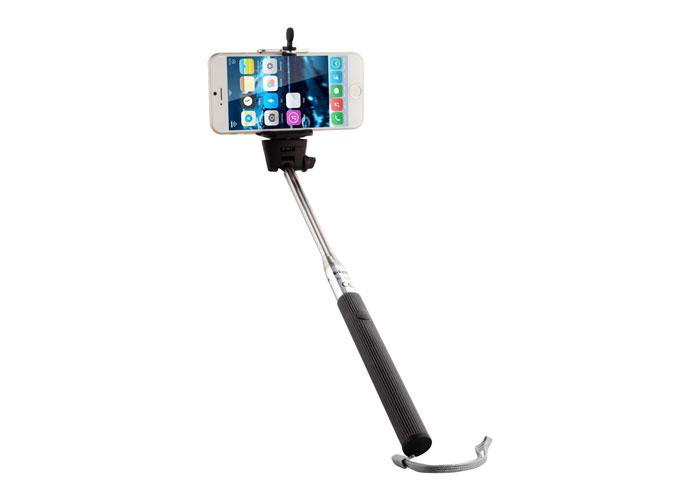 S-link SL-S34 Kablolu Siyah Selfie Çekim Çubuğu
