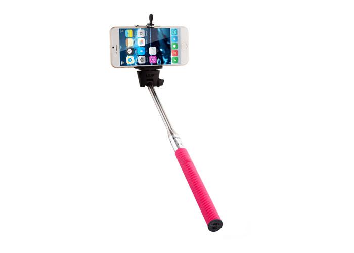 S-link SL-S35 Bluetooth Pembe Selfie Çekim Çubuğu