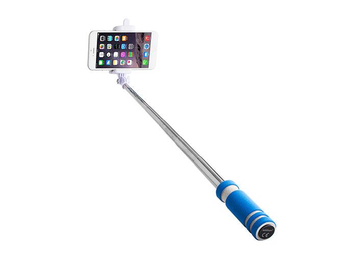 S-link SL-S48 Kablolu Mavi Selfie Çekim Çubuğu
