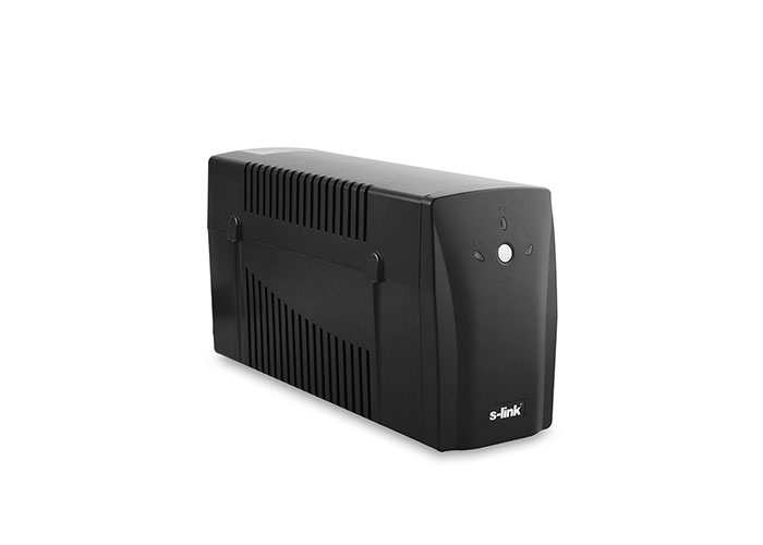S-link SL-UP650 650VA Ups Power Supply