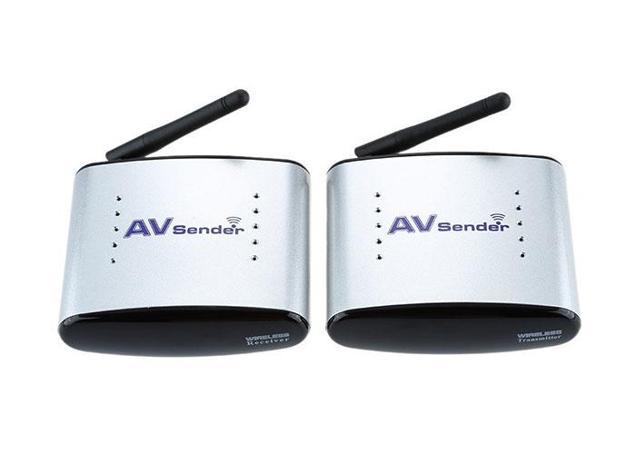 S-link SL-WAV150 Kablosuz IR Kumandalı 150m Görüntü+Ses Aktarıcı