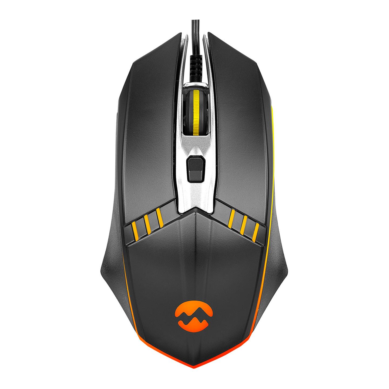 Everest SM-G97 GANK Usb Siyah Rainbow Aydınlatmalı Gaming Oyuncu Mouse