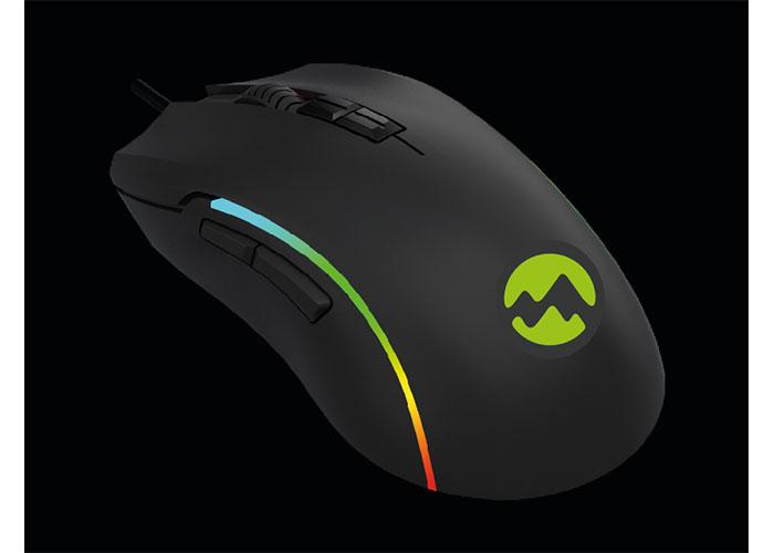 Everest SM-GX21 STARTY Usb Siyah RGB Oyuncu Mouse