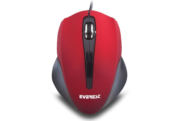 Everest SM-273R Usb Kırmızı Optik 3D Mouse