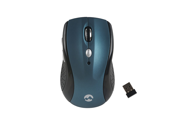 Everest SMW-266 Usb Mavi 2.4Ghz Optik Wireless Mouse