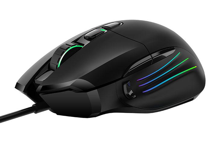 Rampage SMX-R650 SCORE Usb Siyah 10000 Dpi RGB Gaming Mouse