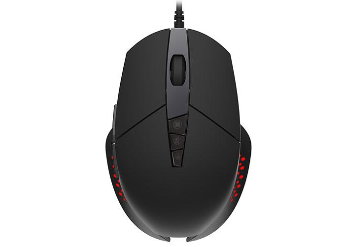 Rampage SMX-R23 CROW Siyah 2.4G 12000dpi Gaming Oyuncu Mouse