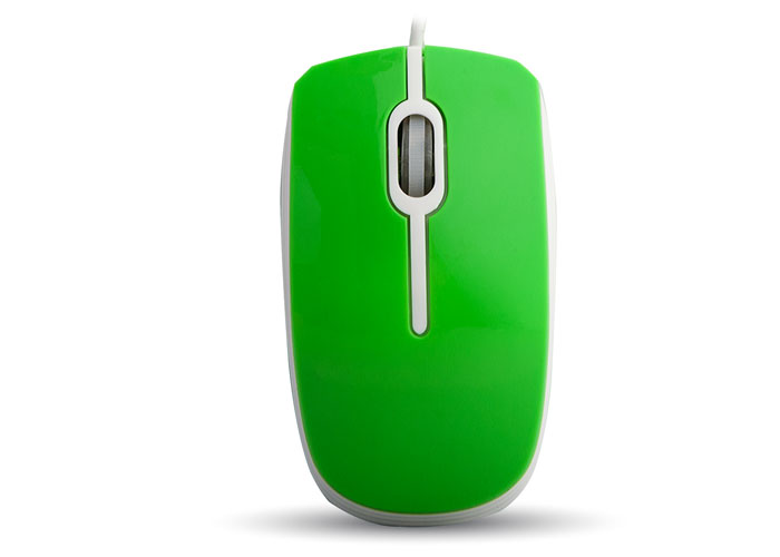 Everest SM-202 Usb Yeşil Optik Mouse