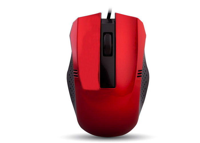 Everest SM-21 Usb Kırmızı Optik Mouse