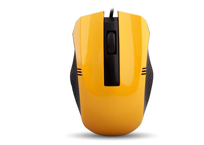 Everest SM-21 Usb Sarı Optik Mouse