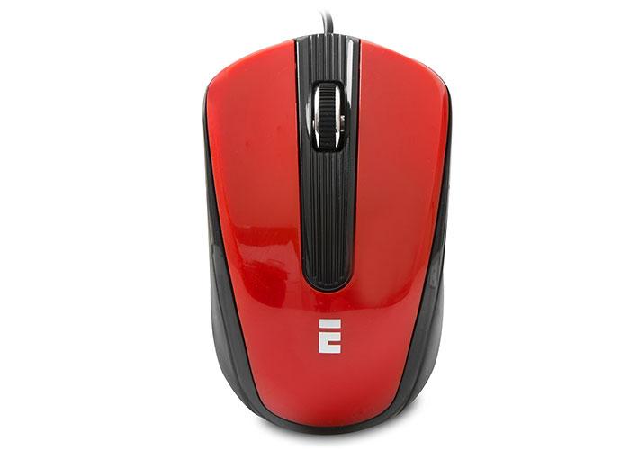 Everest SM-249 Usb Kırmızı/Siyah 800 dpi Optik Mouse