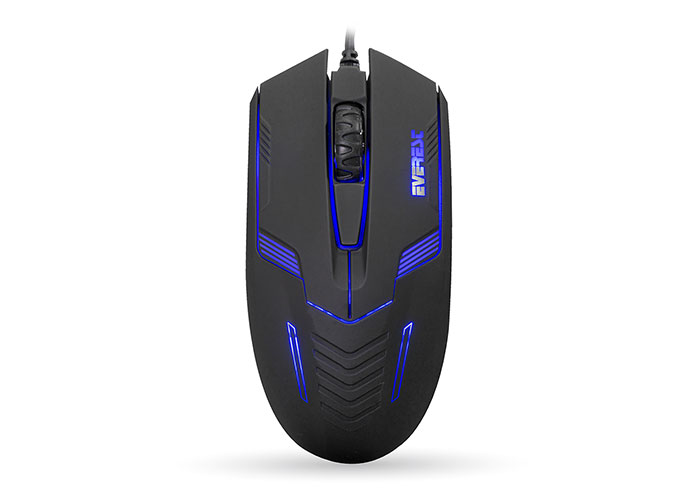 Everest SM-313 Usb 3D Optik Oyun Mouse