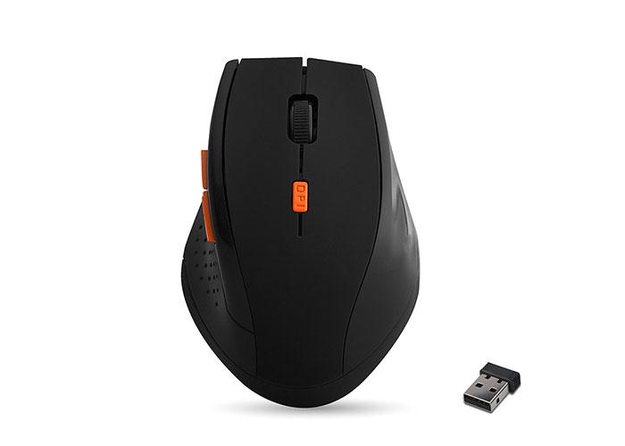 Everest SM-441 Usb Siyah 2.4Ghz 1200 Dpi Kablosuz Mouse