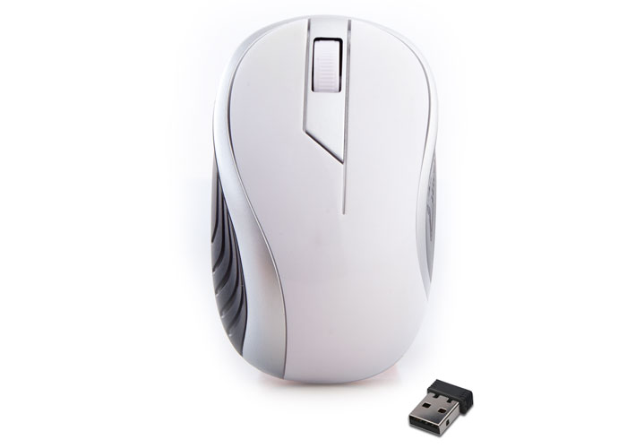 Everest SM-47W Usb White Wireless Mouse