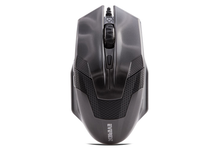Everest SM-612 Usb Gri Oyun Mouse