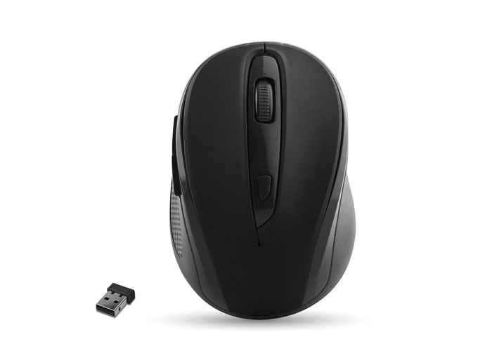 Everest SM-613 Black 2.4Ghz Optical Wireless Mouse