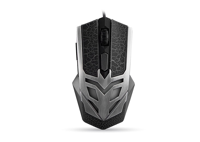 Everest SM-614 Usb 6D Nickel Coating Gaming Mouse