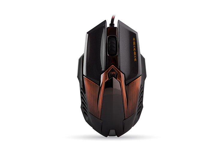 Everest SM-616 Usb Gri 1600 Dpi Oyuncu Mouse