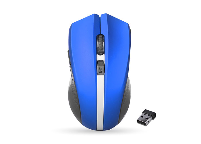 Everest SM-66 Usb Mavi 2.4Ghz Kablosuz Mouse