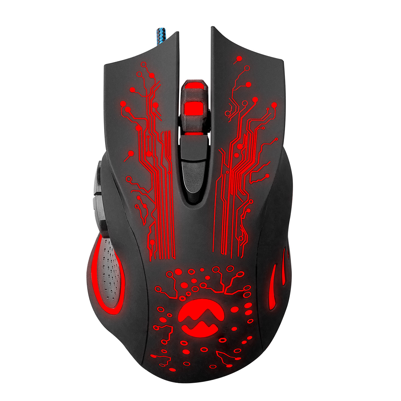 Everest SM-790 Siyah 3200 DPI Gaming Mouse