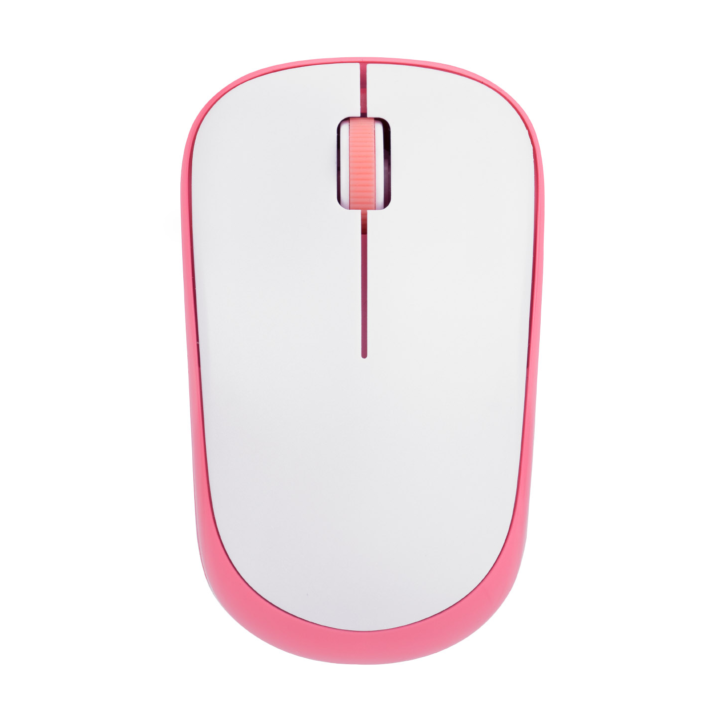 Everest SM-833 Usb Beyaz/Pembe 1200dpi Optik Kablosuz Mouse