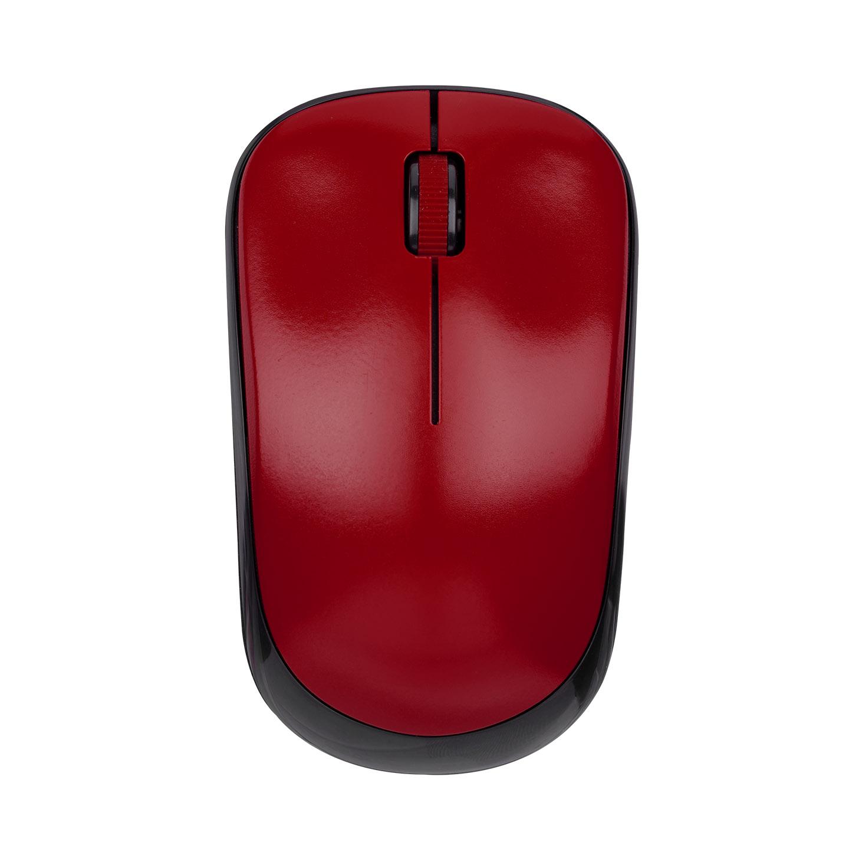 Everest SM-833 Usb Siyah/Kırmızı 1200dpi Optik Kablosuz Mouse