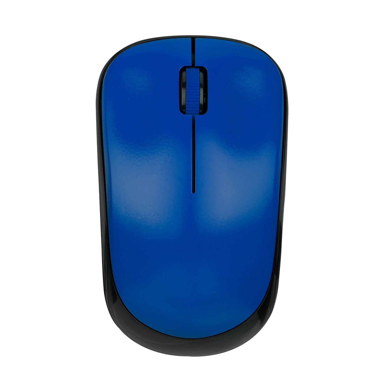 Everest SM-833 Usb Siyah/Mavi 1200dpi Optik Kablosuz Mouse