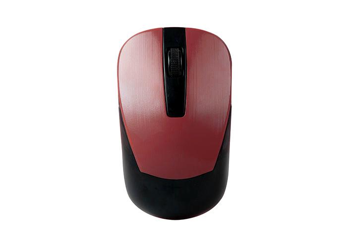 Everest SM-834 Usb Kırmızı 800/1200/1600dpi Optik Kablosuz Mouse
