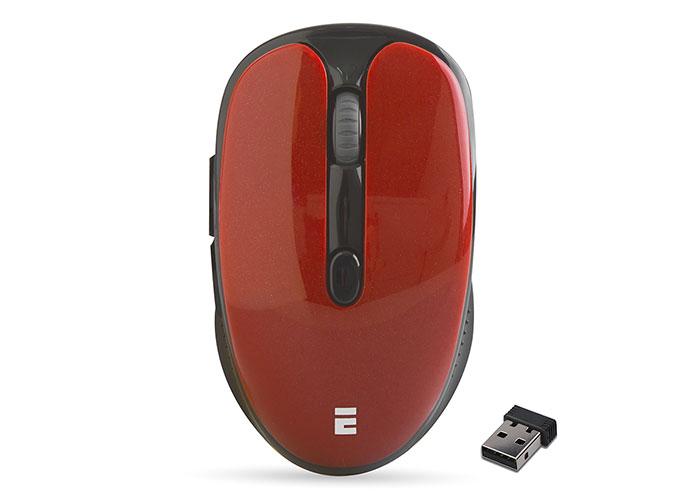 Everest SM-865 Usb Kırmızı 6D 800/1200/1600dpi Kablosuz Mouse