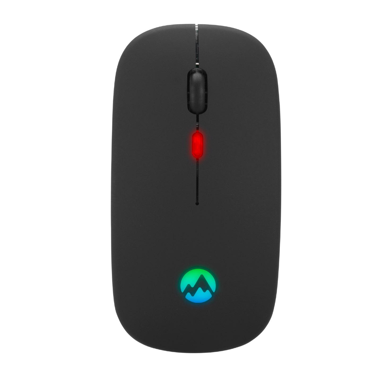 Everest SM-BT11 Usb Siyah 2in1 Bluetooth ve 2.4GHz Şarj Edilebilir Kablosuz Mouse
