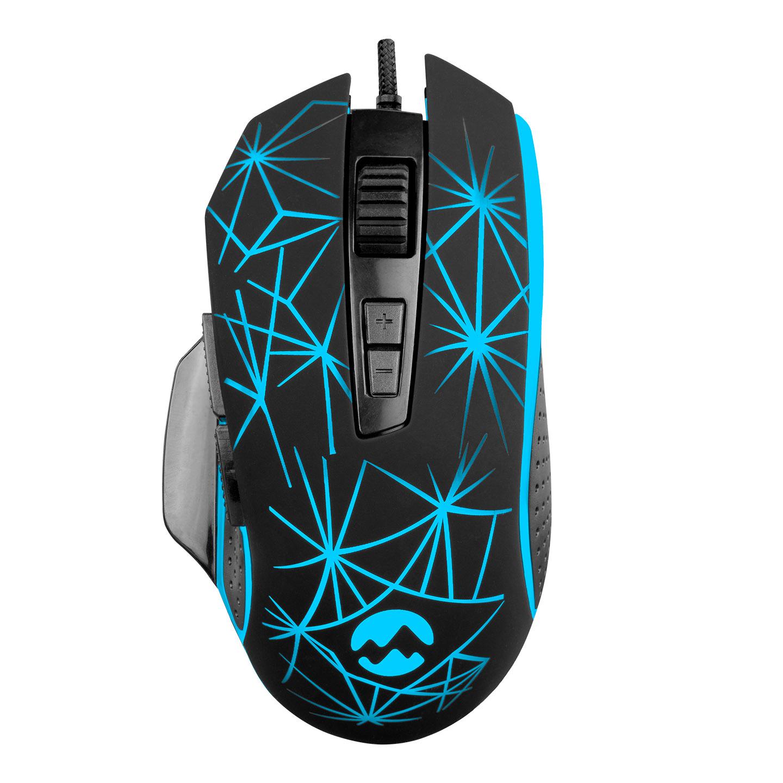 Everest SM-G21 Usb 4800 Dpi 4Color Lighting Gaming Mouse