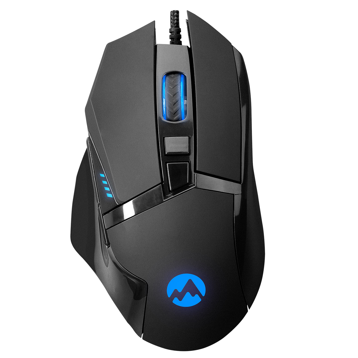 Everest SM-GX7 Usb Black 7 Key Player Mouse