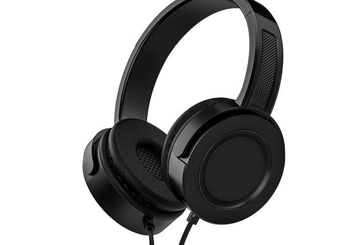 Snopy SN-401 DISCOVER Siyah Güçlendirilmiş Bass Etkili Mikrofonlu Kulaklık